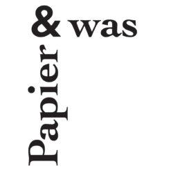 Papier&was